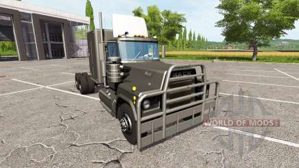 Mack RS700 pour Farming Simulator 2017