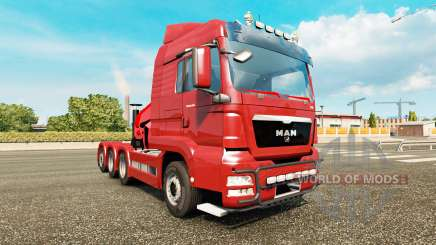 MAN TGS v2.0 pour Euro Truck Simulator 2
