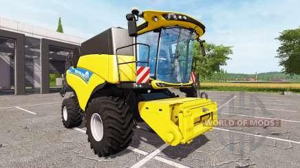New Holland CR6.90 v1.1 für Farming Simulator 2017