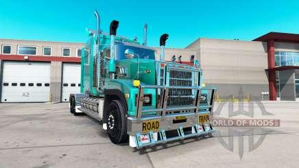 Mack Titan Super Liner v1.3 für American Truck Simulator