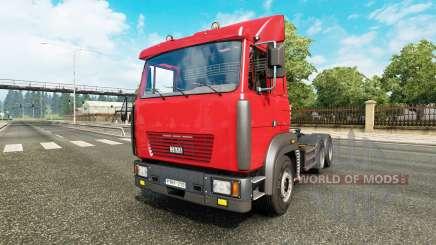 MAZ-6422М für Euro Truck Simulator 2