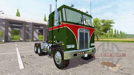 Kenworth K100 1978 pour Farming Simulator 2017