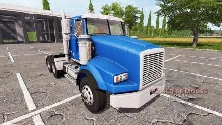 Lizard SX 210 Twinstar 6x4-4 edit pour Farming Simulator 2017