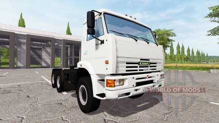 KAMAZ-65115 pour Farming Simulator 2017
