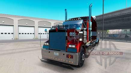 Kenworth W900B Long v1.4 für American Truck Simulator