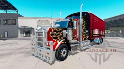 Kenworth W900 torton für American Truck Simulator