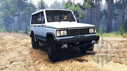 UAZ-3170 Simbir v2.0 pour Spin Tires