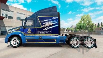 Une grande collection de jantes et pneus pour American Truck Simulator