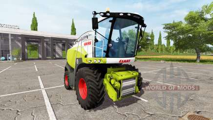CLAAS Jaguar 850 für Farming Simulator 2017