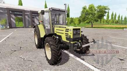 Hurlimann H-488 pour Farming Simulator 2017