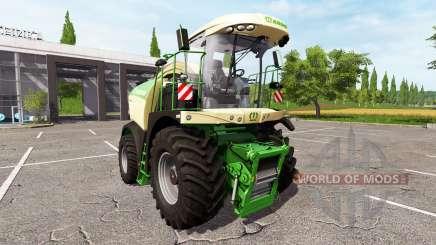 Krone BiG X 530 für Farming Simulator 2017