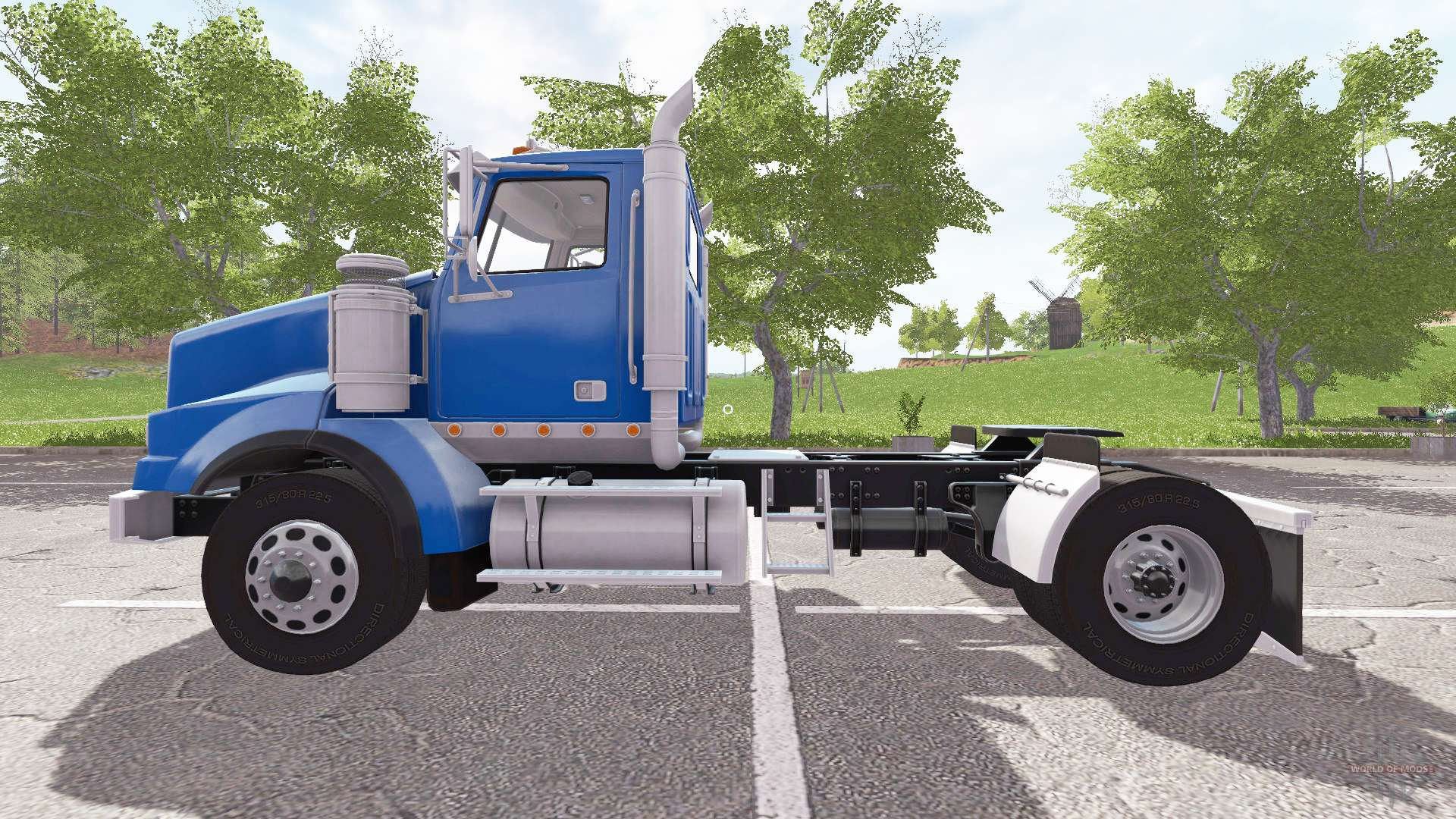 lizard sx 210 twinstar engine options f r farming. Black Bedroom Furniture Sets. Home Design Ideas