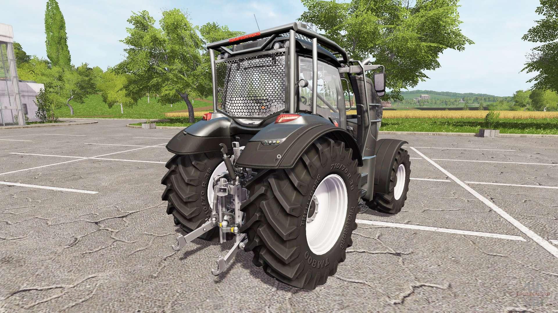 tracteur forestier farming 2017