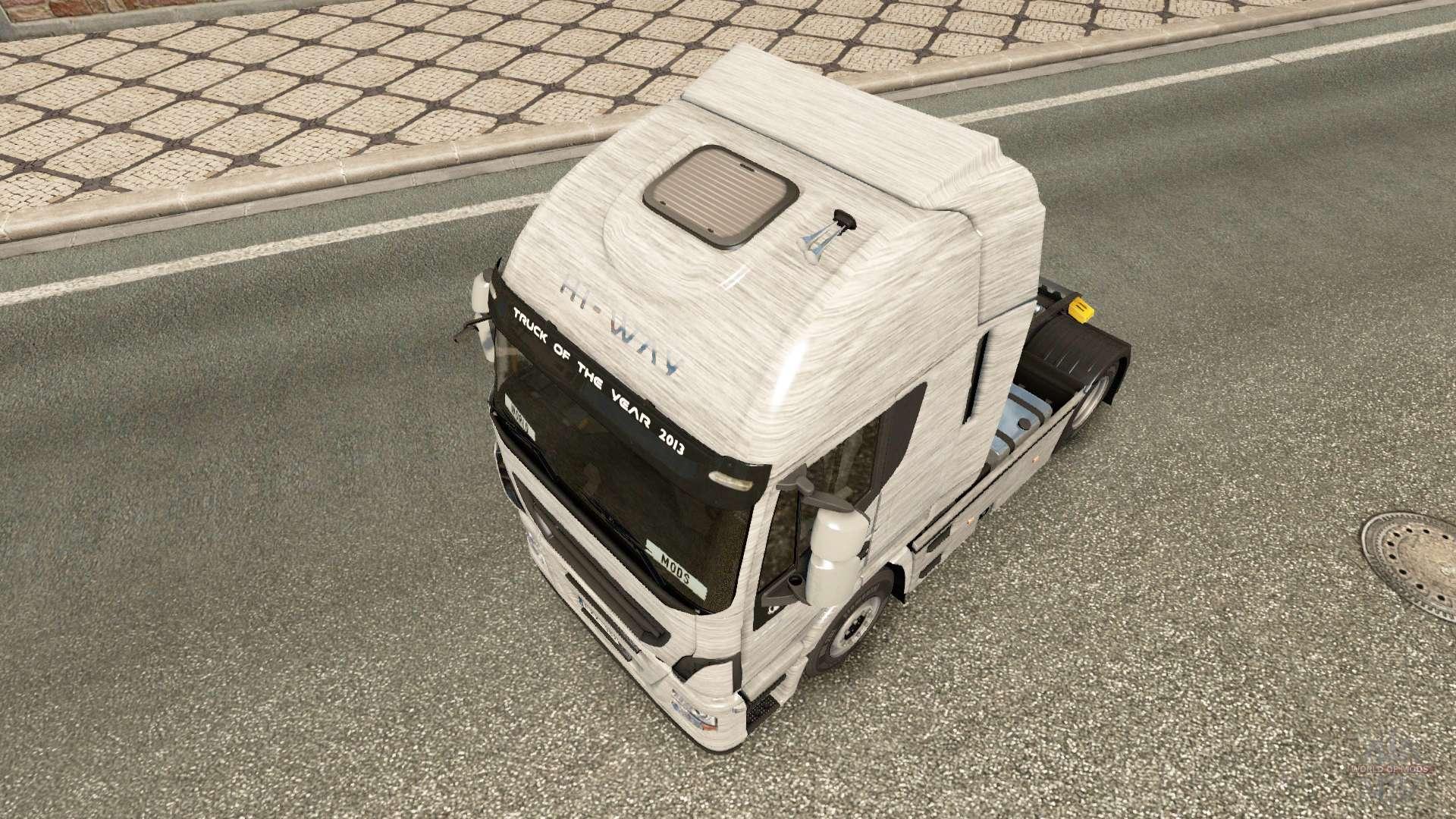 l 39 aluminium bross de la peau pour iveco camion pour euro. Black Bedroom Furniture Sets. Home Design Ideas