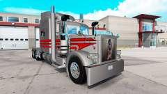 Le Rocker de la peau pour le camion Peterbilt 38