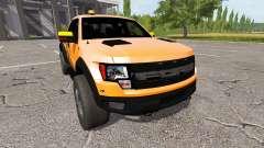 Ford F-150 SVT Raptor SuperCab