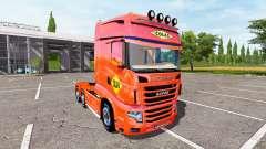 Scania R700 Evo colas