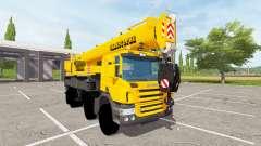 Scania P420 Liebherr LTF 1060