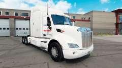 Estafeta-skin für den truck Peterbilt 579