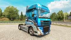 Konzack skin for DAF truck