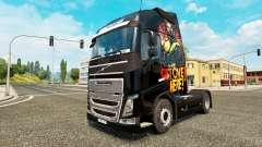 Scorpion skin für Volvo-LKW