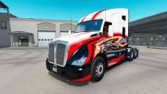 Haut Pickup-truck Kenworth T680