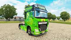 Riche skin for DAF truck