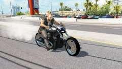 Harley-Davidson pour le trafic