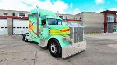 Hoffman skin für den truck-Peterbilt 389