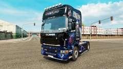 Haut-AC-DC-für truck Scania