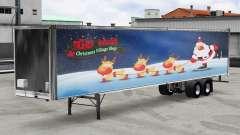 Eine Sammlung von skins für Weihnachten trailer