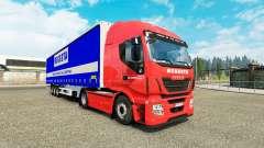 La peau Regesta pour Iveco camion