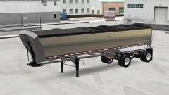 Un camion semi-remorque MAC