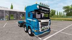 Scania R730 8x8