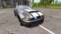 Ford Mustang GT Road Rage Police