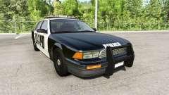 Gavril Grand Marshall San Andreas Police