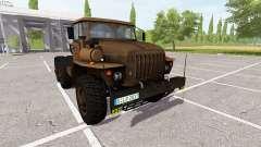 Ural-4320 tracteur