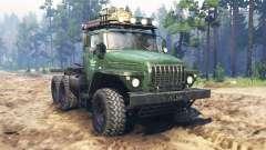 Ural-4320 tracteur v2.0