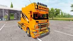Scania R730 long toprun