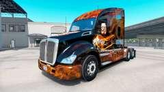 Haut-Harley-Davidson truck Kenworth T680