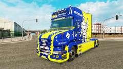 Michelin Haut für LKW Scania T