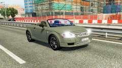 Audi TT Roadster (8N) pour le trafic