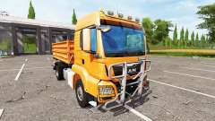 MAN TGS 18.440 tipper v2.0