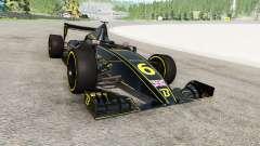 La voiture de formule 1 v1.1