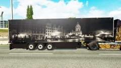 Semi-Trailer Schmitz Cargobull City