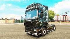 Megatron peau pour Scania camion