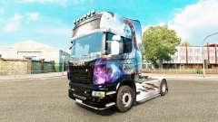 Avatar skin für Scania-LKW