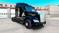 Adidas skin für den truck Peterbilt 579