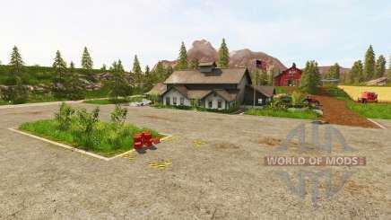 Space Valley pour Farming Simulator 2017