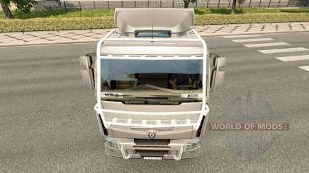 Lichtstreifen, Die Rallye Dakar Renault für Euro Truck Simulator 2